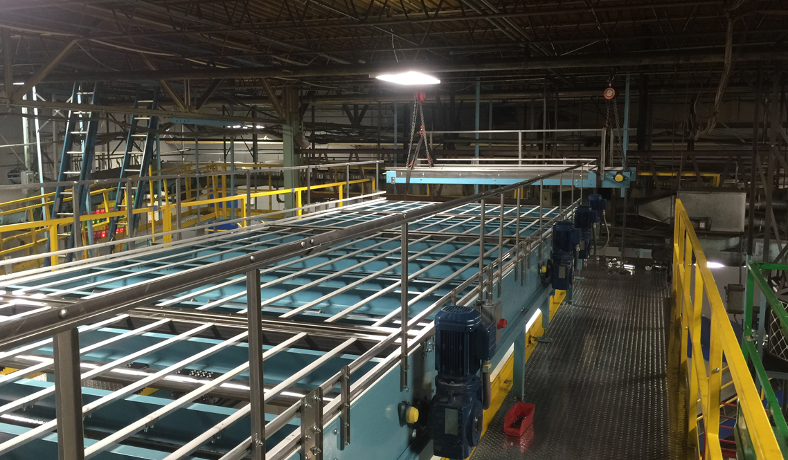 Mass Conveyor